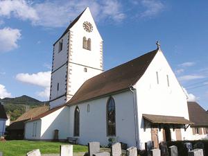 Kirche Obereggenen